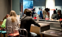 Lunch Counter simulation