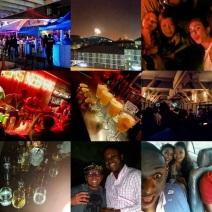 W Sky Lounge, Black Market, Finders Keepers, & TUNNL (Manila)