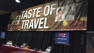 Cooking demonstrations from around the world!
