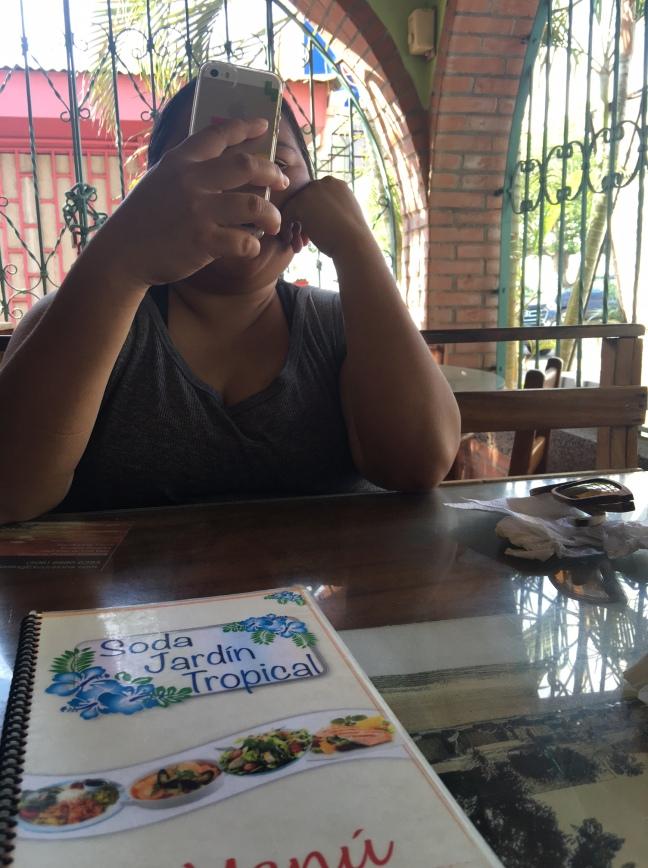 Soda Jardin Tropical